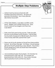 3rd grade math word problems word problem worksheets multiplication word problems multi step