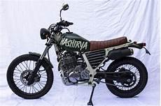 honda nx650 tracker by last century bikes bikebound