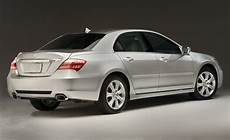 car model 2012 2012 acura rl