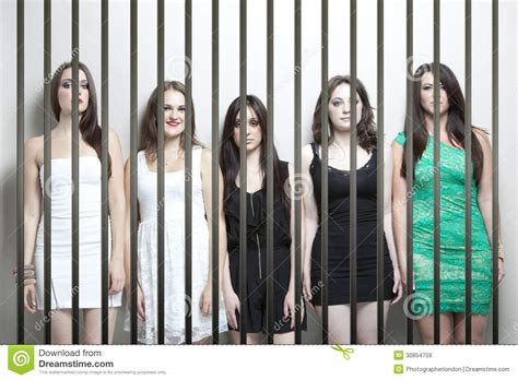 One Bar Prison Girl
