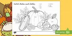 Malen Nach Zahlen Ausmalbilder Herbst Herbst Malen Nach Zahlen Zahlen Plus Plusnehmen