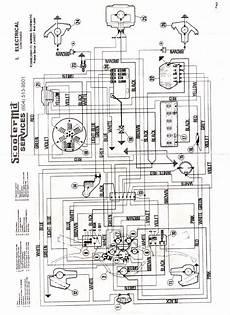 modern vespa stator rewiring