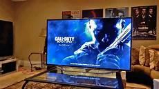 Fernseher 65 Zoll - samsung un65es8000 65 inch tv unboxing samsung 8000