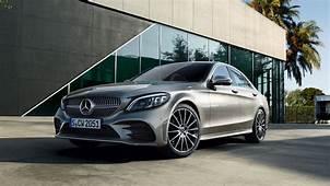 Mercedes Benz C Class Sedan Inspiration
