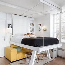 lit au plafond cocoon qualit 233 confort design bedup