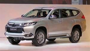 2016 Mitsubishi Pajero Officially Revealed  PakWheels Blog