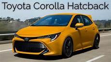 2019 toyota corolla hatchback 2019 toyota corolla hatchback se xse details price