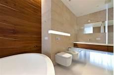 bad modern apartment awash with walnut white