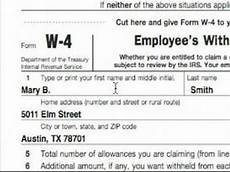 basic explanation of w 4 tax form multiple earners married couples w 4 tax form youtube