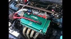 1999 Honda Civic Sedan Ls Vtec Type R Built Supercharged