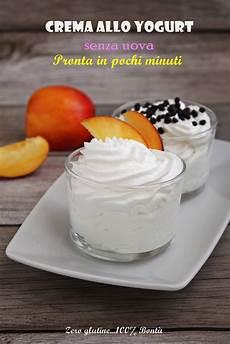 Crema Pasticcera Allo Yogurt Senza Uova | crema allo yogurt senza uova e senza cottura pronta in pochi minuti