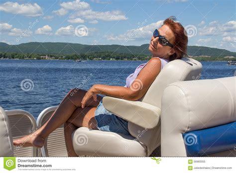 Foto Donne Nude In Barca