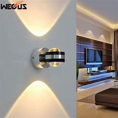 6w led sconce bedside light surface wall l living room bedroom hallway corridor ktv
