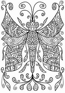 free colouring page dragonfly thing by welshpixie