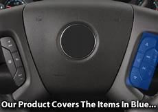 07 present gm steering wheel controls
