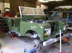 Restoration Of Land Rover Series 3 Swb Churchill 4x4