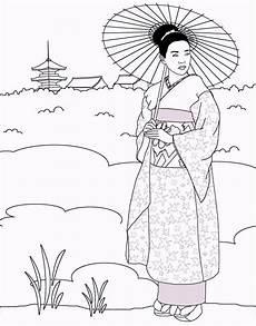 japanische traditionelle malvorlagen coloring
