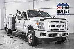 2011 Used Ford Super Duty F 550 DRW F550 SERVICE BODY At