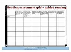 reading assessment grid guided reading free primary ks1 teaching resource scholastic