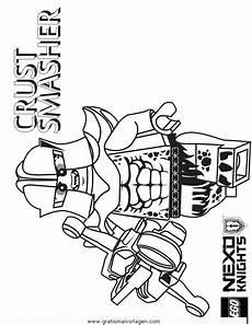 lego nexo knights 26 gratis malvorlage in comic