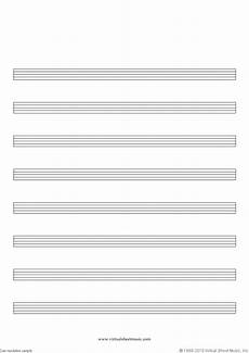 free music blank sheet music manuscript paper for writing music