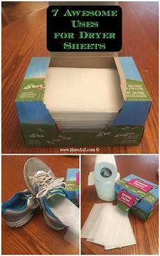 what can i use in place of dryer sheets 7 awesome uses for dryer sheets isavea2z com