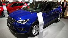 2019 seat arona fr 1 5 tsi 150 exterior and interior