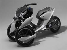 Yamaha 03GEN  Des Concept Scooters &224 3 Roues