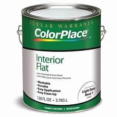 colorplace interior flat latex paint walmart com