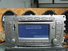 ford mondeo mk4 focus mk2 ii s max radio nawigacja