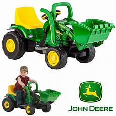 deere electric tractor trike battery 6v ride on