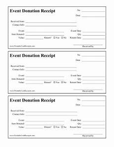 this printable donation receipt is for who donate