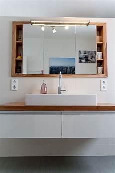 Bad Selber Bauen - spiegel einbauschrank im bad goschwand der ganz