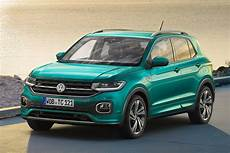 New Volkswagen T Cross Is A Baby Suv With Big Ambitions