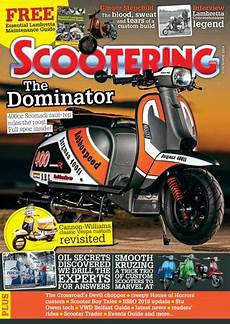 magasin scooter scootering march 2018 by mortons media ltd issuu