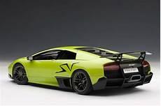 Green Ithaca Lamborghini Murcielago Lp670 4 Sv Autoart