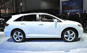 2017 Toyota Venza Release Date Specs Redesign And Interior
