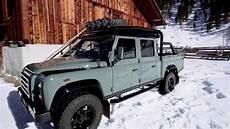 Land Rover Defender 130 Dcpu
