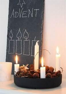 Adventskranz Bedeutung 4 Kerzen - adventskranz selber basteln 90 einfache deko ideen die