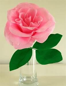 fleur papier crepon comment cr 233 er une fleur en papier cr 233 pon astuces et