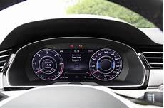 active info display volkswagen test on