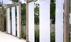 bildergebnis f 252 r trennwand stoff terrasse balkon