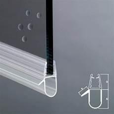 guarnizione doccia guarnizione box doccia con gocciolatoio vetro 6mm 8mm ec 804