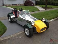 2001 Caterham Lotus Seven Super 7