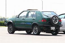 golf 2 syncro vw golf country syncro before crossovers were cool