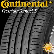 Continental Premiumcontact 5 91h Gume Dedra