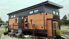 the waterhaus a tiny sustainable prefab home greenpod youtube