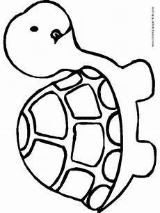 turtle coloring pages color plate coloring sheet