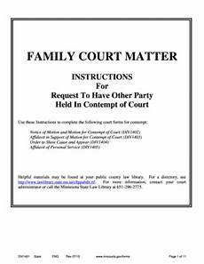 fillable online mncourts request to have other party mncourts fax email print pdffiller