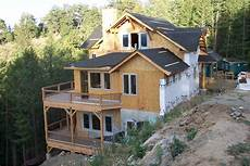 steep hillside house plans steep hillside home plans